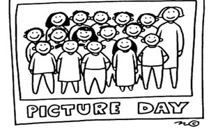 School Picture Make-Up Day:  Friday, October 15 - article thumnail image